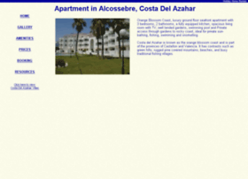 alcossebre-holiday-apartment.co.uk