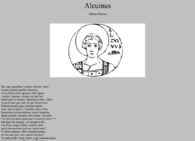alcuinus.net