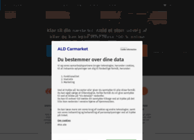 aldcarmarket.dk