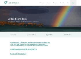 aldenbank.com
