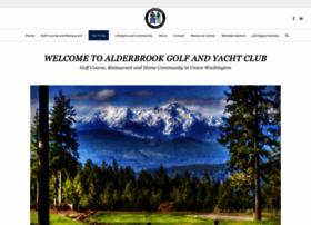 alderbrookgolf.com