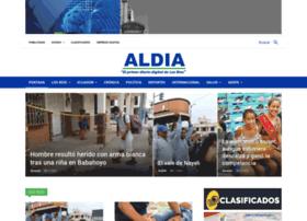 aldia.com.ec
