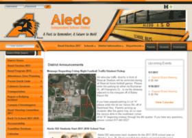 aledo.schoolfusion.us