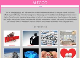 alegoo.com