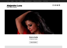 alejandralunartist.com