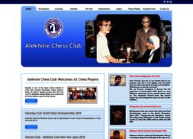 alekhinechessclub.com