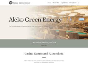 alekogreenenergy.com