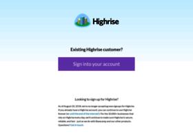 alenio.highrisehq.com
