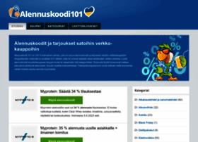 alennuskoodi101.fi