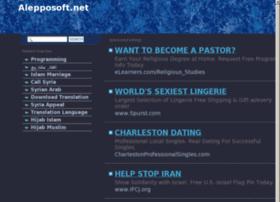 alepposoft.net