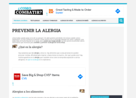 alergias.comocombatir.com