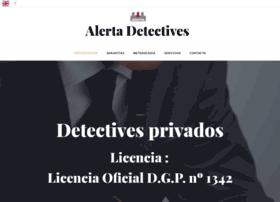 alertadetectives.com