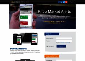 alerts.kitco.com