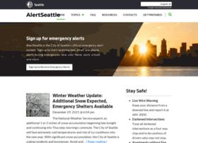 alerts.seattle.gov