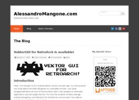 alessandromangone.com