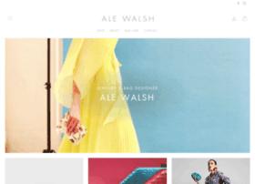 alewalsh.com