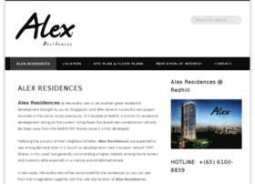 alex-residence.sg