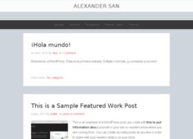 alex-santana.com