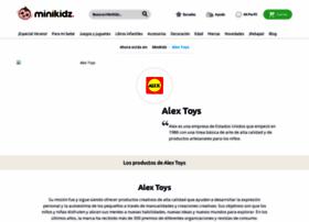 alex-toys.minikidz.es