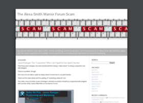 alexa-smith-warrior-forum-scam.typepad.com