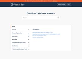 alexa.zendesk.com