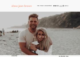 alexajeanbrown.com