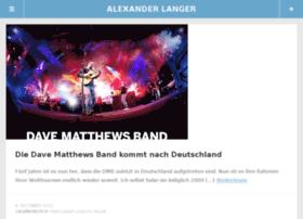 alexander-langer.de