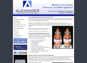 alexanderappraisalservices.com