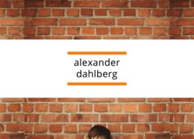 alexanderdahlberg.com