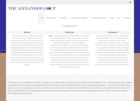 alexandergroupco.com