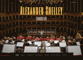 alexandershelley.com