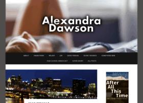 alexandradawsonblog.wordpress.com