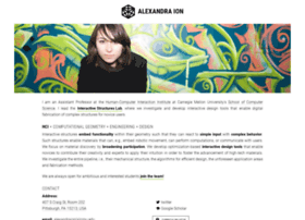 alexandraion.com