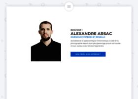alexandre-arsac.fr