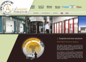 alexandre-industrie.com