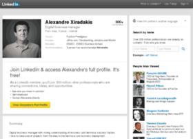 alexandre-xiradakis.com