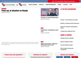 alexandrederussie.com