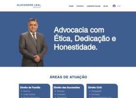 alexandreleal.adv.br
