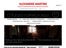 alexandremartins.org