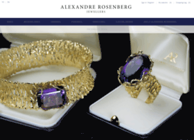 alexandrerosenberg.com