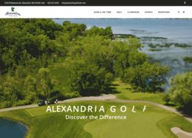 alexandria.totalegolf.com