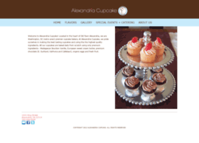 alexandriacupcake.com