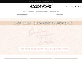 alexapope.com