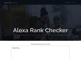 Alexarankchecker.com