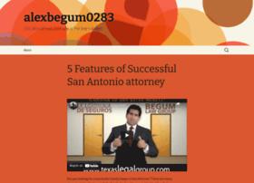 alexbegum0283.wordpress.com