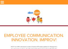 alexcon2015.meetalex.com