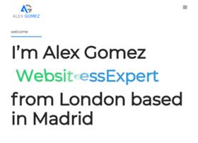 alexgomez.co.uk