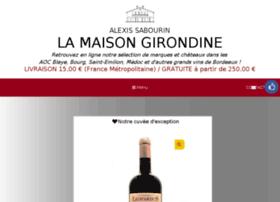 alexis-sabourin-wines.com