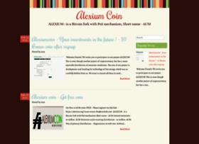 alexiumcoin.blogspot.com