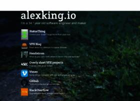 alexking.io